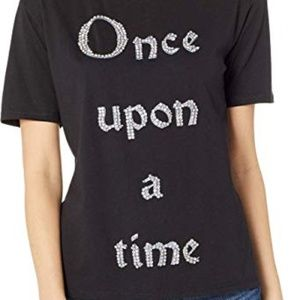 Juicy Couture Black Label Once Upon a Time Graphic